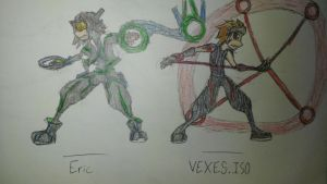 Companion 2: Vexes by MUTANTS-FOREVER