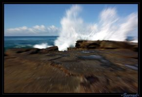 Wave Explosion by barmat