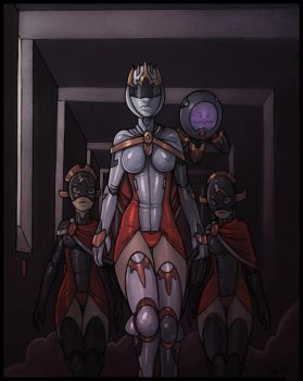 The Matriarch by Alexi-C