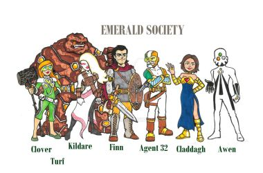 Operation Refresh: Emerald Society by 12for12