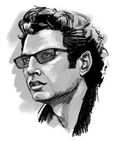 Goldblum by RamonaForever
