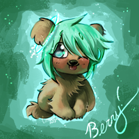 lil bearbear by HaI-9OOO
