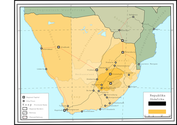 German South Africa by cjr413