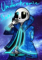 Undertronic Sans by xXRosettaCookieXx