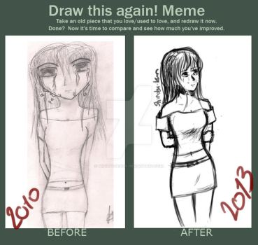 Draw This Again by angluvdeath
