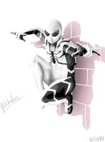 Future Foundation Spider-Man by Nicholas-Lemos1