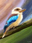 Kookaburra by Bishop-Of-Balance