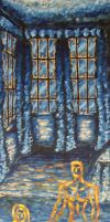 Blue Room by Godcharon