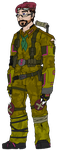 Mindcrack Knights: W92 Baj by IronClark