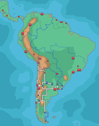 IAPL: South American Leagues by NikNaks93