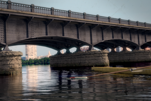 City Bridge by TheDuckCow