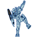 Turrican 3 - Bren the lone Warrior by Dialga22239