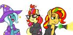 The Foils by sonicboy112