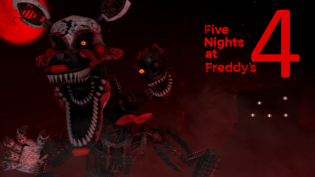 Nightmare Mangle by TF541Productions