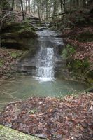 Waterfall 2 by Lily-Azariel-Shade