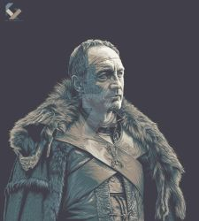 Roose Bolton by kyouzins