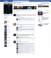 Spock's Facebook page by nine-tailedgirl