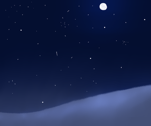 Moonlit Night by GodTierGale