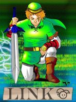 link: the hero of time by Chris-V981