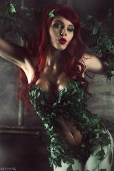 DC - Poison Ivy by MilliganVick