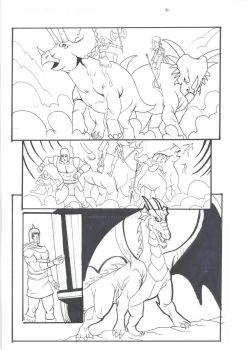 The Siege Page 10 by Innocens-Castitate