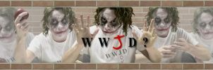 WWJD? The Joker Blogs Fan Art by mldrfan