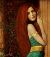Circe-portrait by cemac