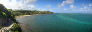 Baie du Cap Panorama by carrotmadman6