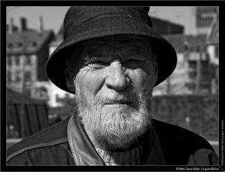 A grandfather:2 by sirlatrom