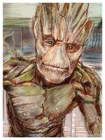 Still Aint No Such Thing As Too Much Groot by nash8808