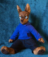 Dozier Plush by NoxxPlush