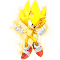 Super Sonic 2018 render by JaysonJeanChannel