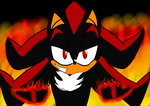 Shadow Wants it all to Burn! by Soshadilver