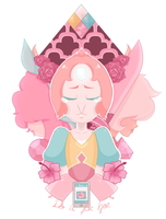 Steven Universe - Pearl / Do It For Her by MinEevee