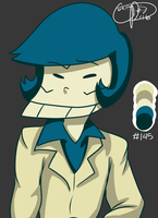 Color Palette Challenge- Iyami by CocoaDeSi