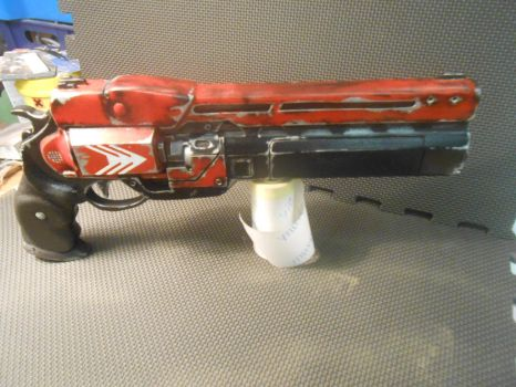 Destiny HandCannon Mk 38 + blandat 038 by TynoDex