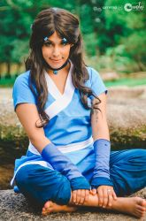 KATARA - AVATAR THE LAST AIRBENDER by Candustark