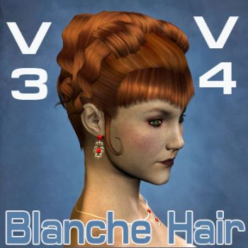 Blanche Hair by mylochka