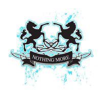 Nothing More Horse Logo by Darrenluchmun