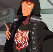Lance yoi crossover by xNighten
