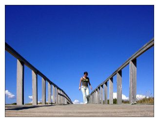 Walking... by goncalo