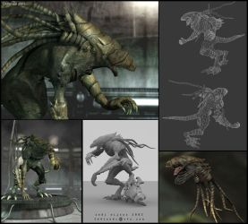 creature by 3d41andi