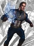 Avengers End Game - Captain America by Junior-Rodrigues