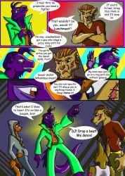 Sly Cooper: Thief of Virtue Page 15 by ConnorDavidson