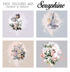 Textures pack #025 Seraphine by SeraphineMorgestern