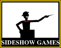 sideshow games logo by sideshowOfMadness