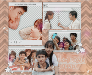 [PNG PACK #893] Pure Love - (Movie) by fairyixing