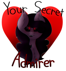 Your Secret Admirer by TheKittyKatUnion