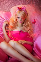 Barbie by SilentHowling
