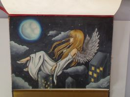 Angel in the Night by Misax3Misa